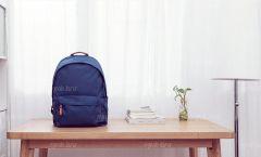 Xiaomi Simple College Wind shoulder bag (Blue) купить