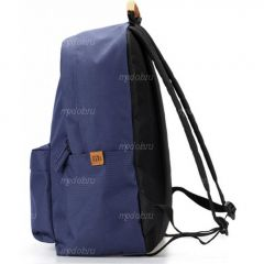 Xiaomi Simple College Wind shoulder bag (Blue) купить