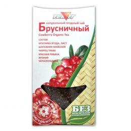 Чайный напиток Брусничный, 50гр