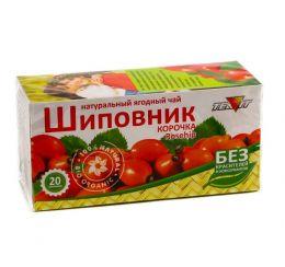 """Чайный напиток """"Шиповник"""" (20 фильтр-пакетов)"""