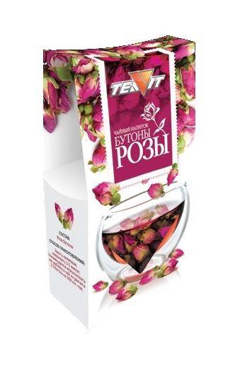 """Чайный напиток """"Бутоны Розы"""" 30 гр"""