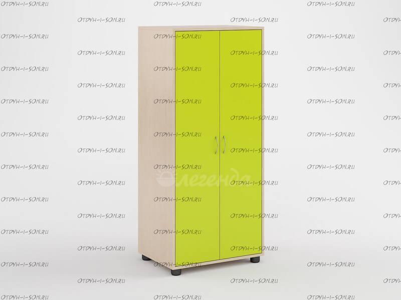 Шкаф двухдверный Легенда Л-05 (63х45х139)