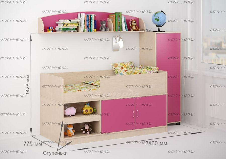 Детская комната Легенда-39.2