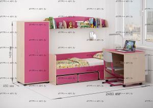 Детская комната Легенда-26