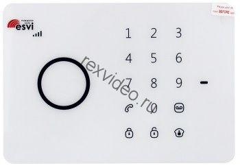 ESS-GSM1 Беспроводная охранная GSM/SMS/RFID сигнализация
