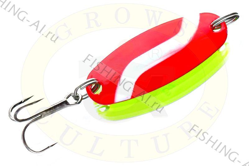 Блесна Grows Culture Will'mans, 4гр, 021/A