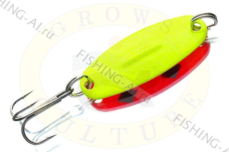 Блесна Grows Culture Will'mans, 4гр, 012/A