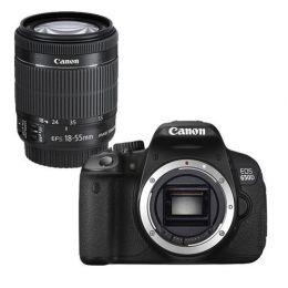 Canon EOS 650 D Kit 18-55 IS STM
