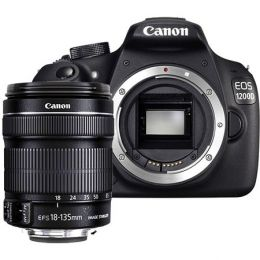 Canon EOS 1200D 18-135 IS STM