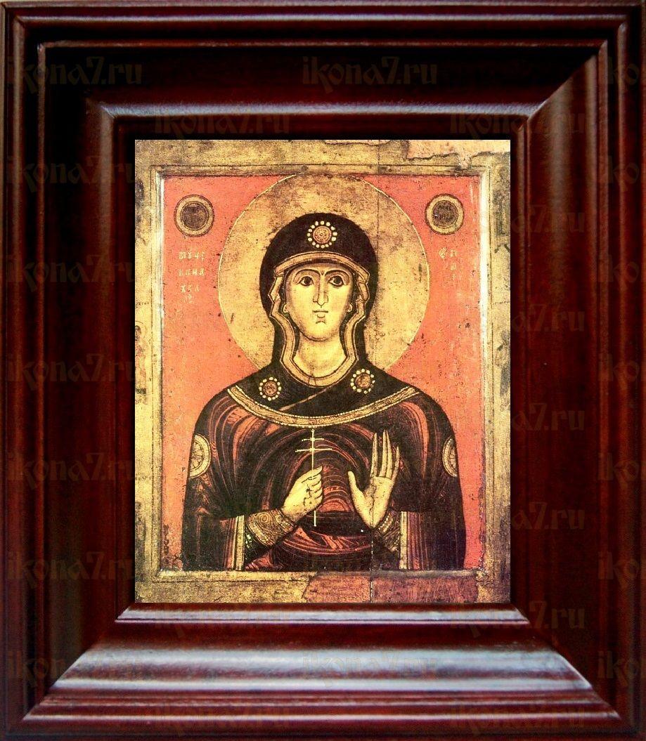 Иулиания Никомидийская (21х24), простой киот