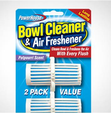 Подвесной освежитель для унитаза Bowl Cleaner and Air Freshener