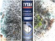 санитарный силиконовый герметик титан, tytan