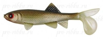 Приманка Berkley рыбка Sick Fish HVMSF4-GRP (2шт)