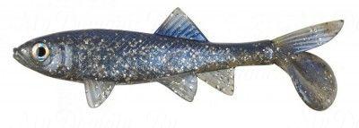 Приманка Berkley рыбка Sick Fish Junior HVMSF3-DSH (5шт)