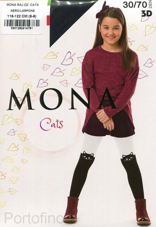Cats Mona детские колготки 30/70 DEN