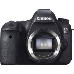 Canon 6d Body( WG EAC)