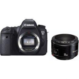 Canon EOS 6D WG Kit EF 50mm f|1.4 USM