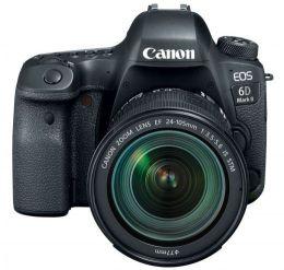 Canon EOS 6D Mark ii kit 24-105 IS STM