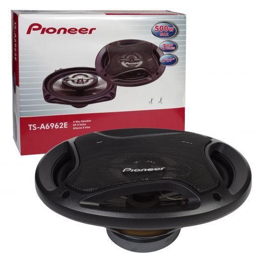 Автоакустика Pioneer TS-A6962E (блины)