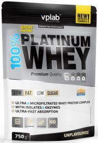 VP Laboratory 100% Platinum Whey (750 гр.)