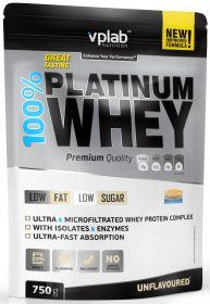 VP Laboratory 100% Platinum Whey (750 гр.)