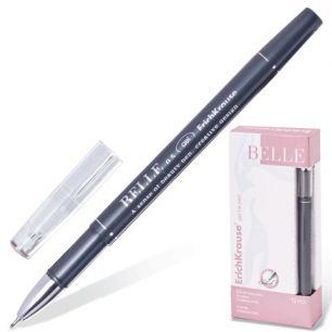 """Ручка гелевая ERICH KRAUSE """"BELLE gel"""", 0,5 мм, черная, 17741"""