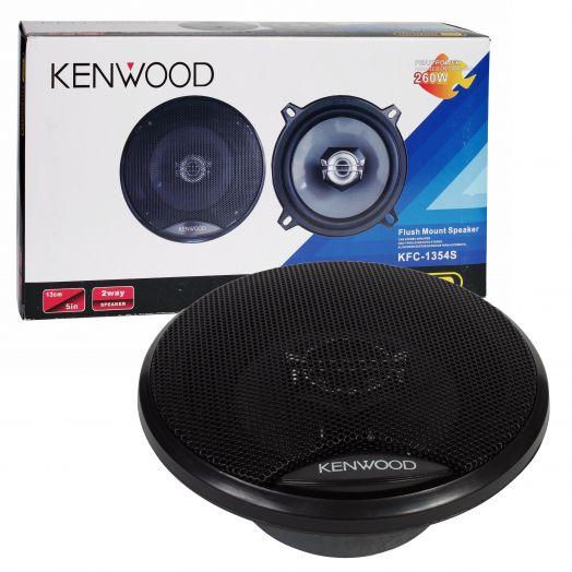 Автоакустика Kenwood KFC-1354S (13)