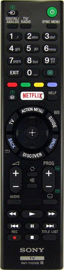 Пульт Sony RMT-TX200E