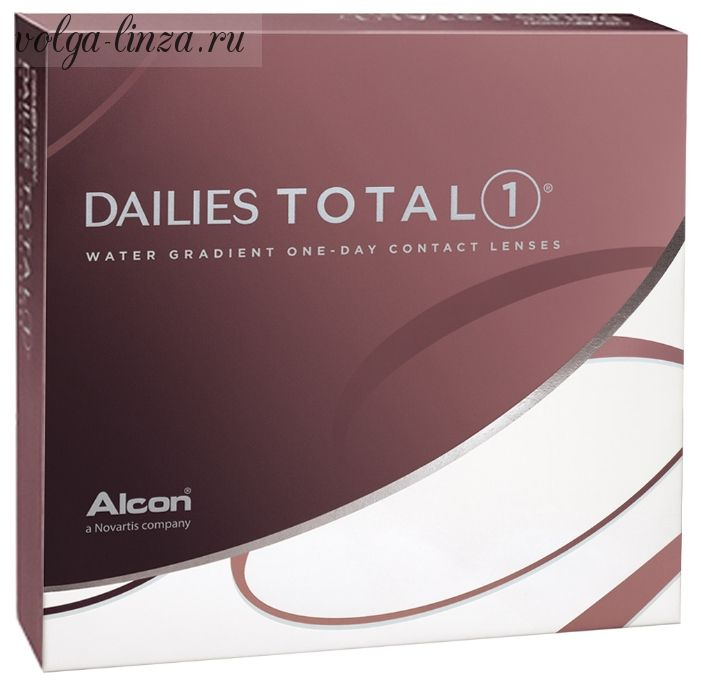 Dailies Total1, 90 шт