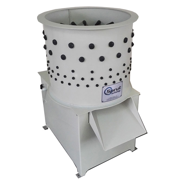 Перосъемная машина «Спрут-500У» для куры, утки и перепела