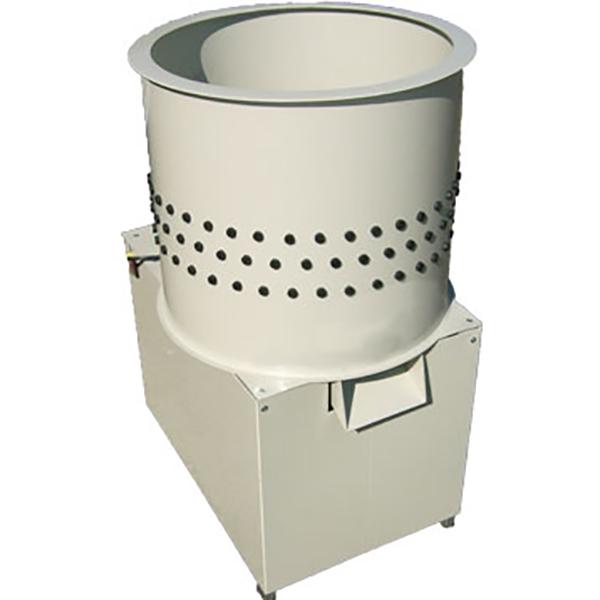 Перосъемная машина для ощипа перепелов «Спрут-500П»