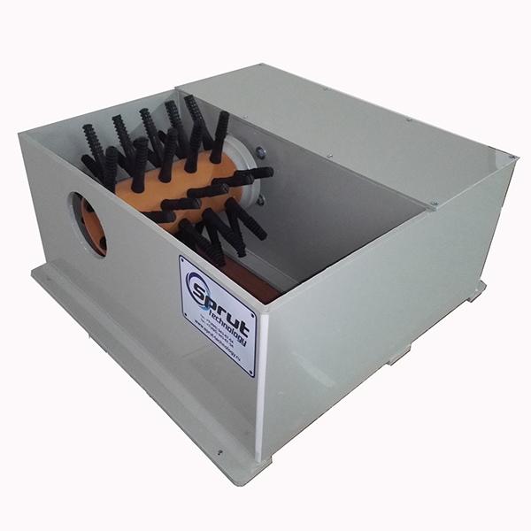 Перощипальная машина для снятия оперения «Турбо»