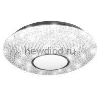 Управляемый светодиодный светильник AKRILIKA 60W R-520-CLEAR/WHITE-220-IP20