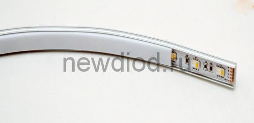 Гибкий алюминиевый профиль ARH-BENT-W18-2000 ANOD