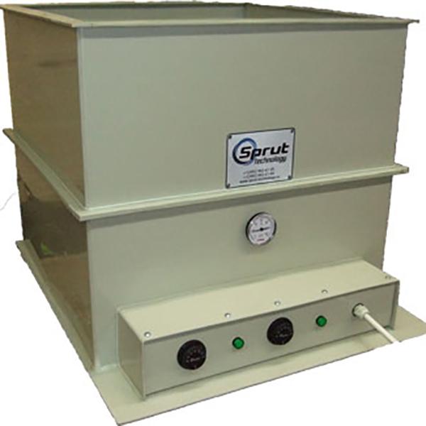 Котел «Спрут-12Э» для ошпаривания птицы с электронным регулятором температуры