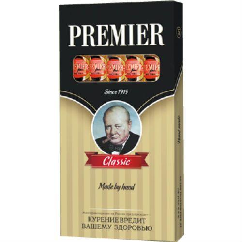 Сигариллы Premier Classic 5 шт.