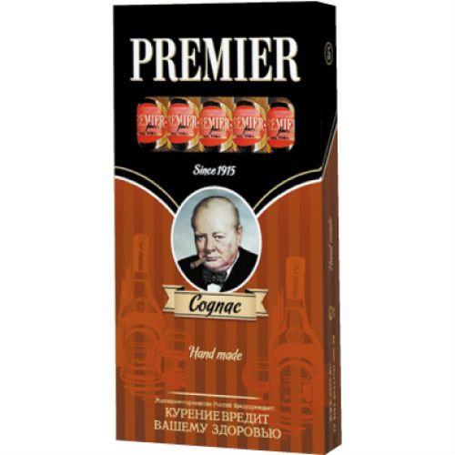 Сигариллы Premier Cognac 5 шт.