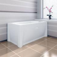 Акриловая ванна Vannesa Ника без гидромассажа 150х70