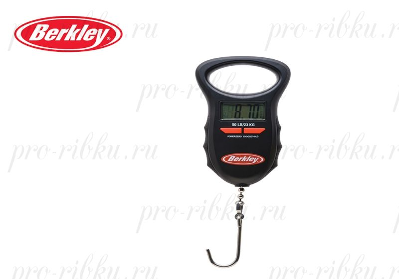 Весы Электронные Berkley BTDFS50-1 50lb Digital Fish Scale до 20 кг