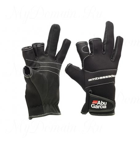 Перчатки Abu Garcia Stretchable Neoprene Gloves Xl