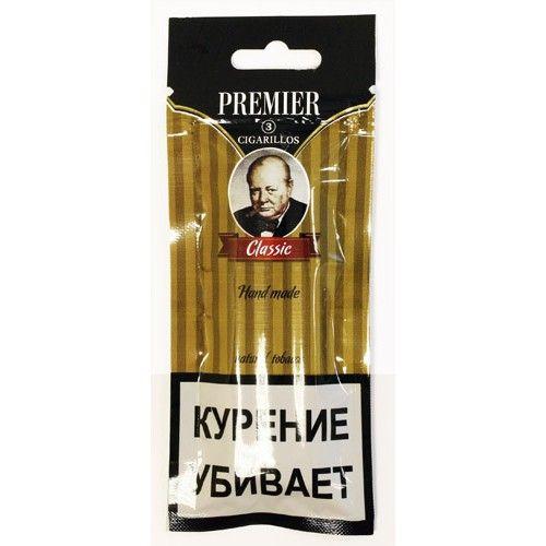 Сигариллы Premier Classic 3 шт.
