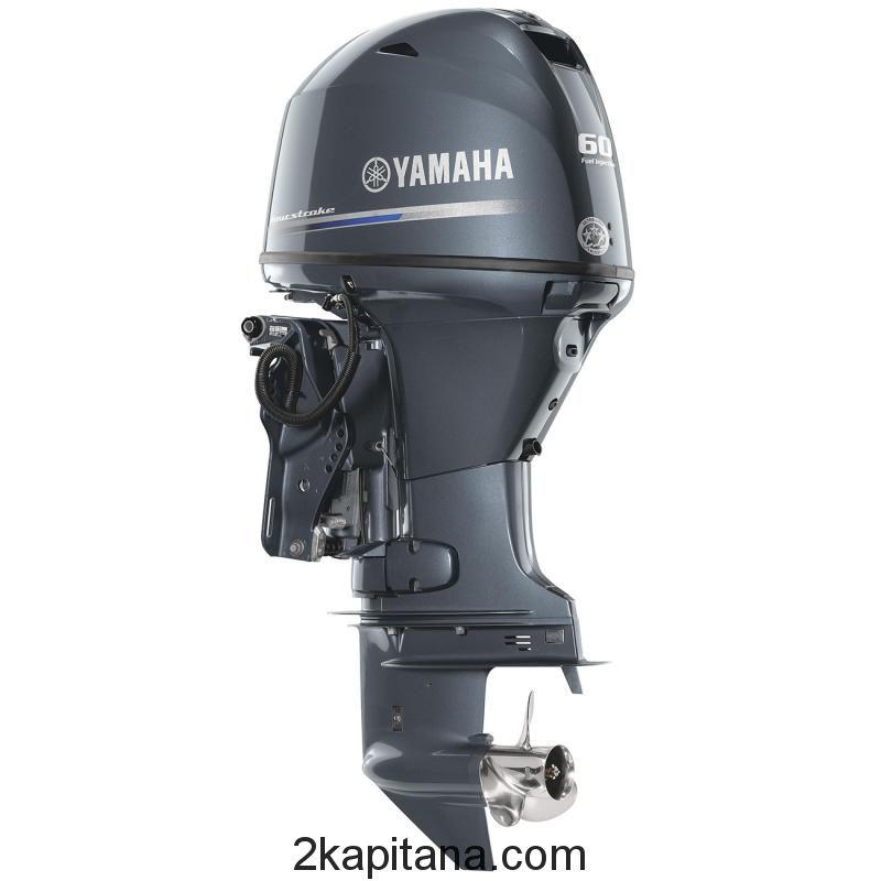 Лодочный мотор Yamaha (Ямаха) F 60 FETL