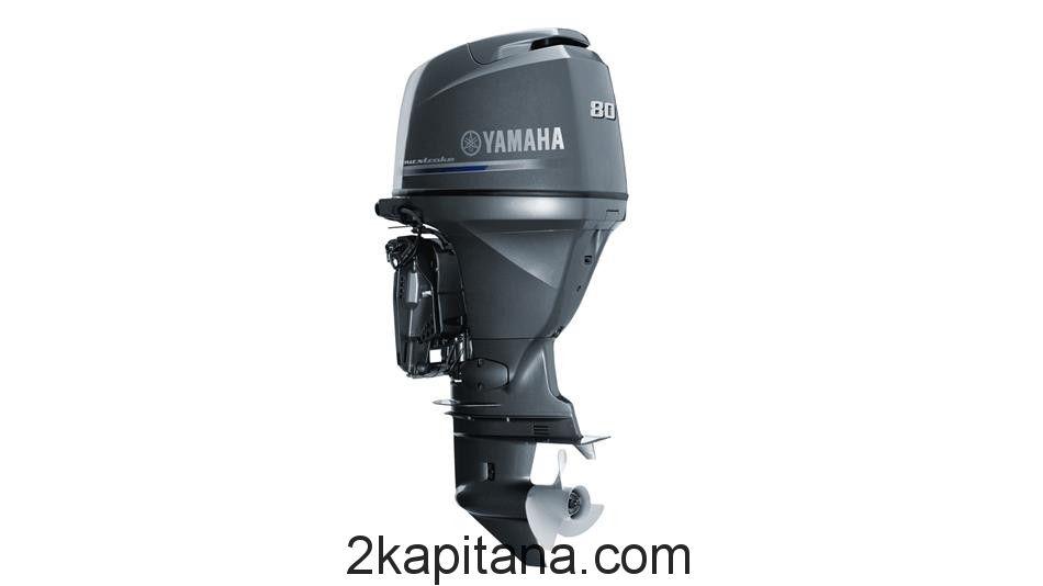 Лодочный мотор Yamaha (Ямаха) F 80 ВETL