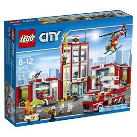 Lego City 60110 Пожарная часть #