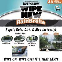 Набор для обработки стекол автомобиля Rust-Oleum Wipe New Rainbrella