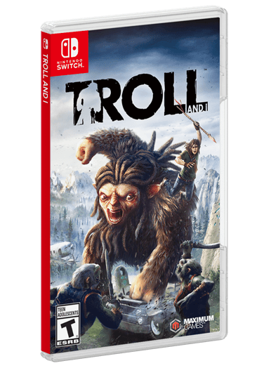 Игра Troll and I (Nintendo Switch)