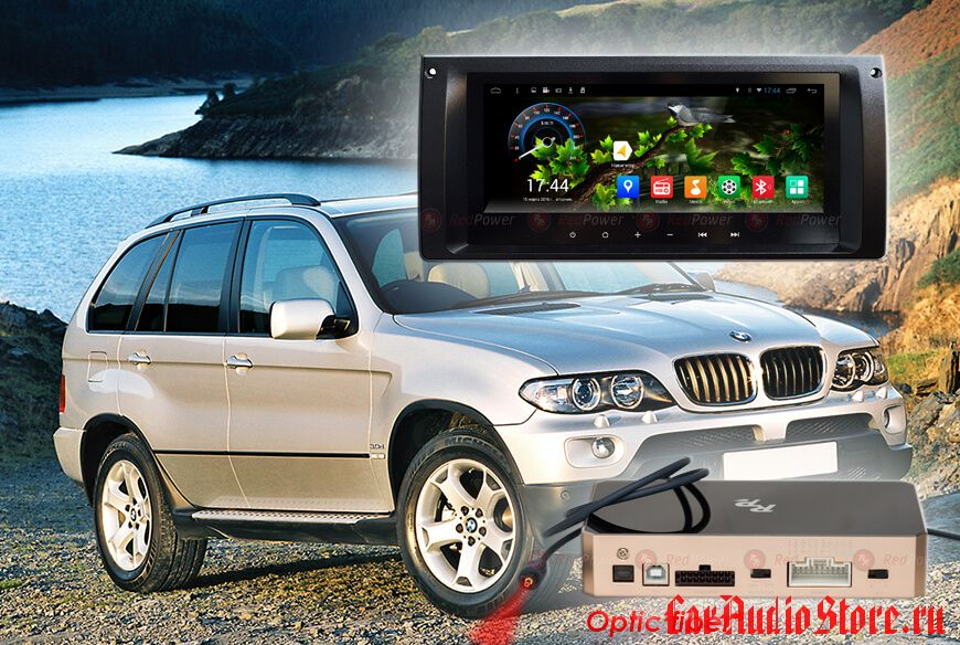 Redpower 31083 IPS BMW X5 (кузов E53)