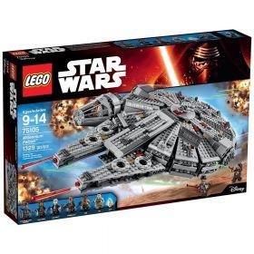 Lego Star Wars 75105 Сокол Тысячелетия #