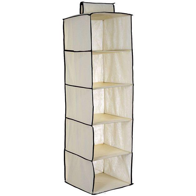 Кофр для хранения вещей на 5 полок Home Storage & Organization