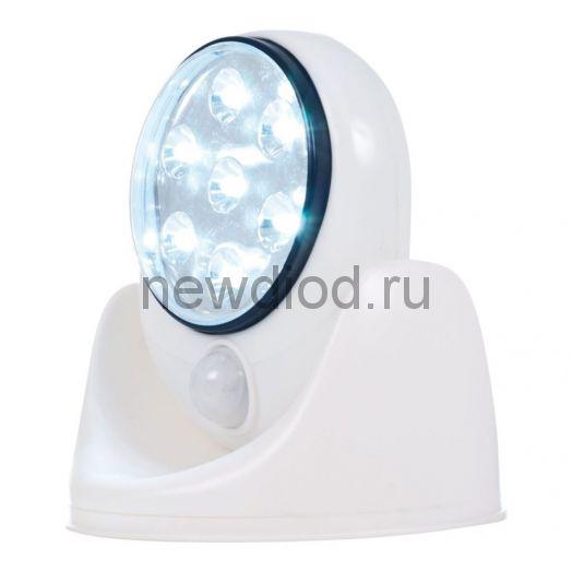 Автономный (беспроводной) светодиодный светильник с датчиком движения Light Angel